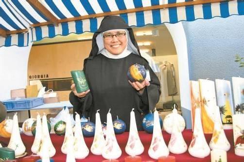 Auf dem Klostermarkt in Bludenz wird allerlei geboten. Foto: VN