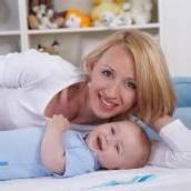 Babys schauen sich ihren Humor bei den Eltern ab