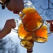 s Bier gi Müncha mitniah