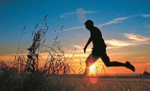 Beim Joggen sind weiche Unterlagen – und eine gemäßigte Herangehensweise – zu bevorzugen. Foto: vn