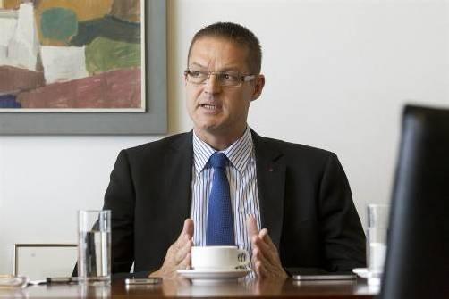 """Bernhard nennt die Reform """"Grundlage für die Zukunftsfähigkeit""""."""