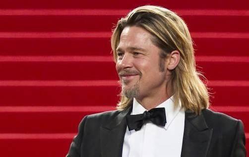 """Brad Pitt: """"Ich bin lieber Vater. Das macht mehr Spaß."""" Foto: EPA"""