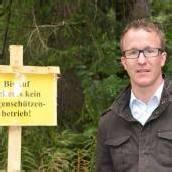 Lebensgefahr im Wald, Gemeinde reagiert sofort