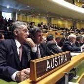 Fischer und Spindelegger bei UN in New York