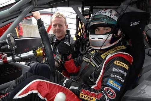 Christian Klien betrat bei seinem Einsatz im V8-Supertourers-Rennen in Neuseeland Neuland. Foto: SPORT PRO MEDIA