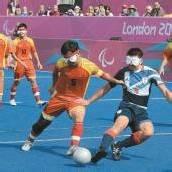 Beeindruckende Leistungen bei den Paralympics 2012 in London