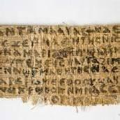Papyrus-Fetzen heizt Debatte um mögliche Ehe von Jesus an
