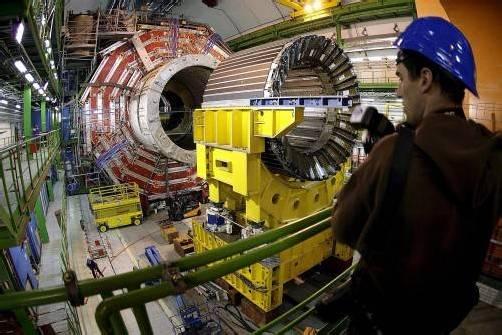 Das Forschungszentrum CERN ist ein Mittelpunkt der Wissenschaft. Foto: Epa