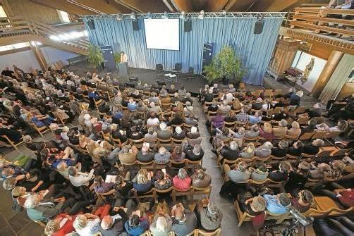 Das Philosophicum Lech zählt längst zu den kulturellen Highlights in Vorarlberg bzw. Österreich. Foto: VN/Steurer