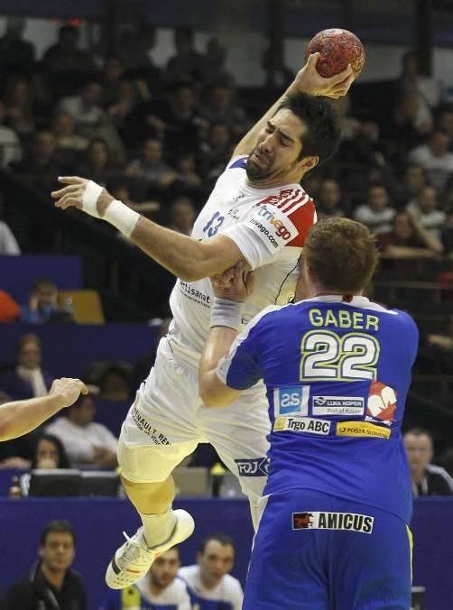 Das Team von Nikola Karabatic soll gewettet haben. Foto: ap