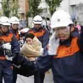 870.000 Japaner bei Katastrophenübung