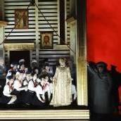Putin und Pussy Riot auf der Opernbühne