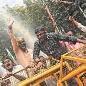 Aufmarsch für Souveränität in Indien