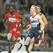 Briten feiern Sprint-Star