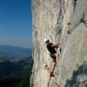 Klettersteig am Götzner Kapf wird saniert