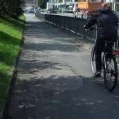 Geh- und Radweg wird 2013 saniert