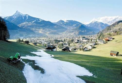 Der Klimawandel hat Vorarlberg bereits erreicht: Jeder Einzelne ist gefordert zu handeln. Foto: VN