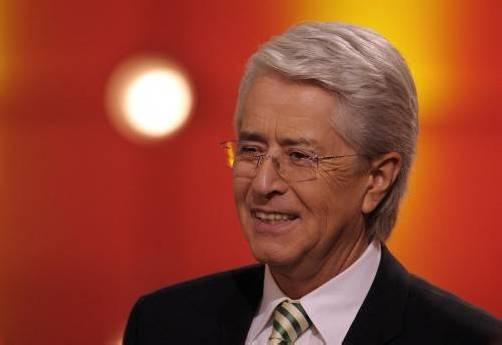 Der Moderator und Entertainer wird für sein Lebenswerk geehrt.