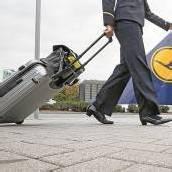 Lufthansa bleibt heute am Boden