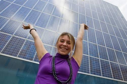 Der Umstieg auf alternative Energieträger ist zentraler Bestandteil der Energieautonomie-Strategie.