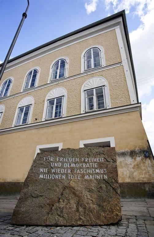 Das Hitler-Geburtshaus soll als Wohnhaus genutzt werden. Foto: apa