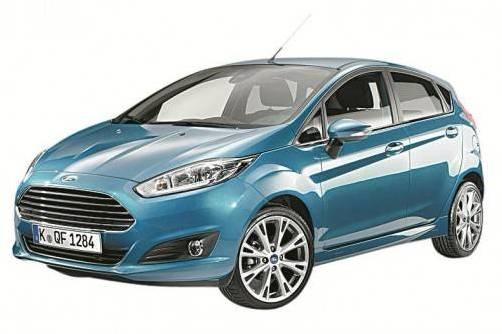 Der neue Ford Fiesta soll die Erfolgsgeschichte fortsetzen. Foto: Ford