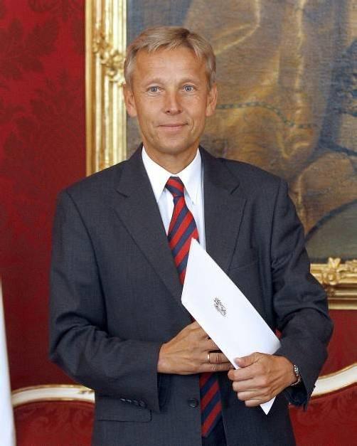 Der neue Staatssekretär Reinhard Lopatka. Foto: apa
