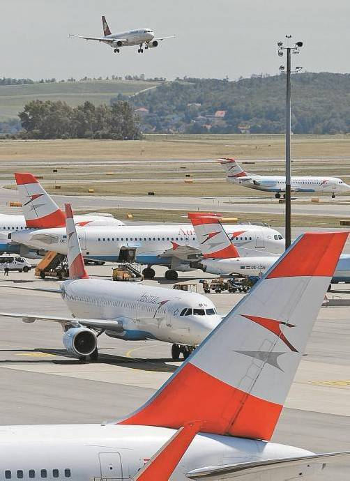 Die AUA verzeichnete im August einen Passagierrückgang. Foto: APA
