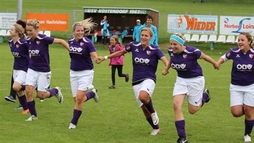 Die Bludenzer Damen wollen nach dem Sieg in Köstendorf ein zweites Mal im Cup jubeln. Foto: Verein
