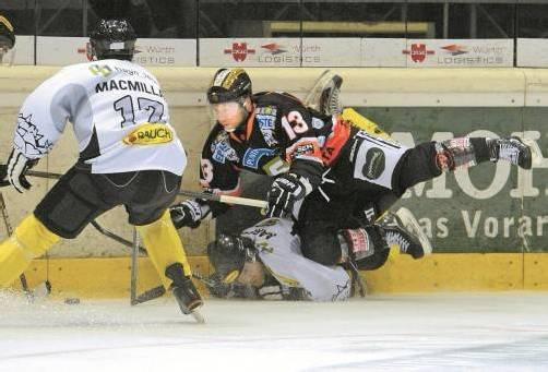 Die Bulldogs sind gewarnt – mit Laibach kommt ein angeschlagener Drache ins Messestadion. Stiplovsek