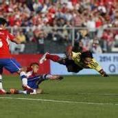 Messi schwach, Argentinien ideenlos