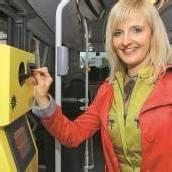 Bus- und Bahnfahren für einen Euro am Tag
