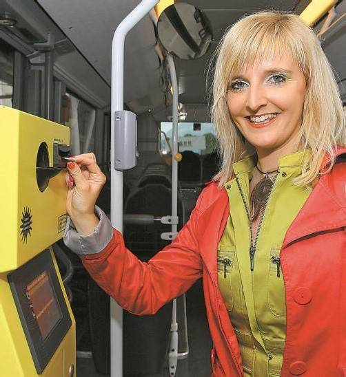 Die Grünen fordern eine Jahreskarte für 365 Euro. VN/Hofmeister