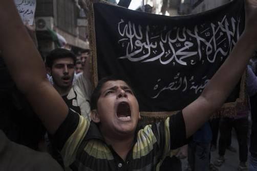 Die Muslimbrüder wollen laut eigenen Angaben ein freies Syrien. Foto: ap