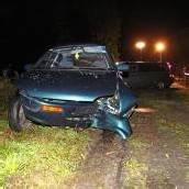 Suchaktion nach Verkehrsunfall