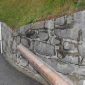 Stützmauer in Dalaas saniert