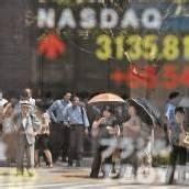 Börsen wieder im Aufwind