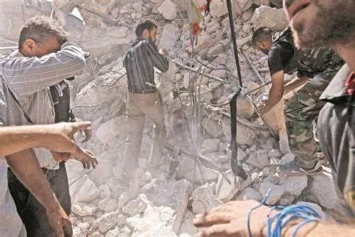 Die UNO will Syrien bald einen neuen Plan vorlegen und damit der Gewalt ein Ende setzen. Foto: REUTERS