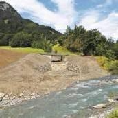 Tobelverbauung in Dalaas wurde abgeschlossen