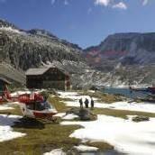 Wintereinbruch: 65-Jähriger überlebt drei Tage im Gebirge