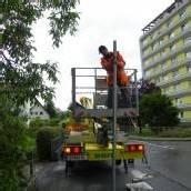 Bregenz erhält derzeit neue Straßenlaternen