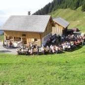 Kläranlage für Alpe Almein