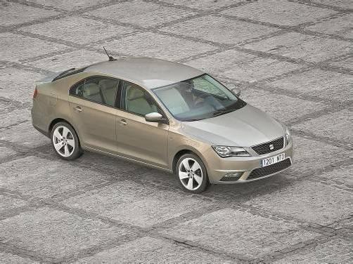 Die vierte Generation des Seat Toledo steht in den Startlöchern. Marktstart ist im ersten Quartal 2013. Preise: ab 14.000 Euro. Fotos: werk