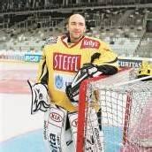 Eishockey-Ehre Divis Torhüter des Jahrhunderts /c1