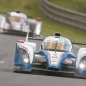 Alexander Wurz siegte im Hybrid-Boliden