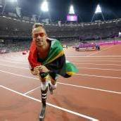 Oscar Pistorius wird in Glasgow Ehrendoktor
