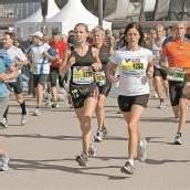 Eine Generalprobe für den Marathon?