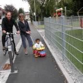 Straßenprojekt abgeschlossen