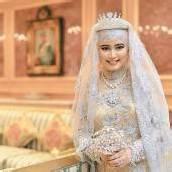 Protzige Hochzeit für Bruneis Sultanstochter