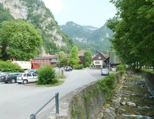 Seit dem Jahr 2010 wird intensiv über die bauliche Weiternutzung des Emsbachs diskutiert. Foto: TF